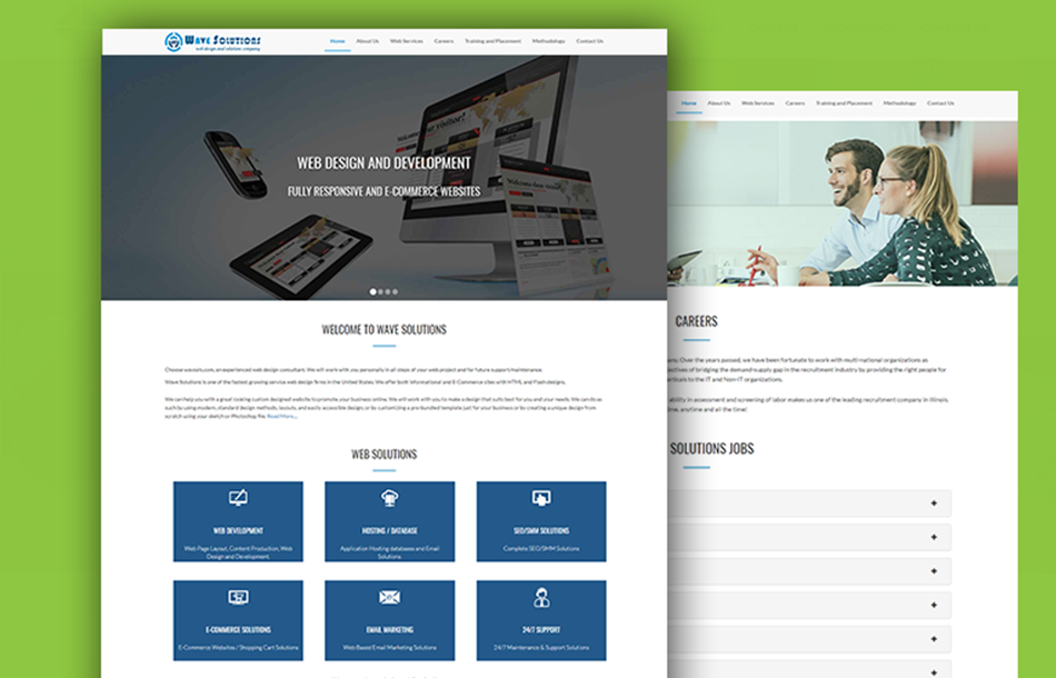 Best Website Design and Development Company, Mobile