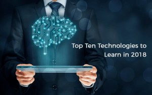 Top 10 Technologies for web application