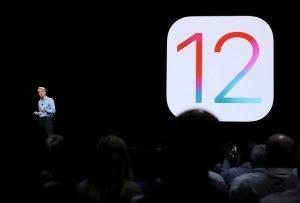 Apple just announced iOS 12