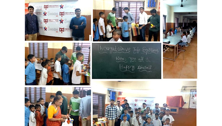 Helping Hands of Thoughtwave - Vizag