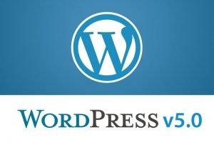 WordPress v5.0.