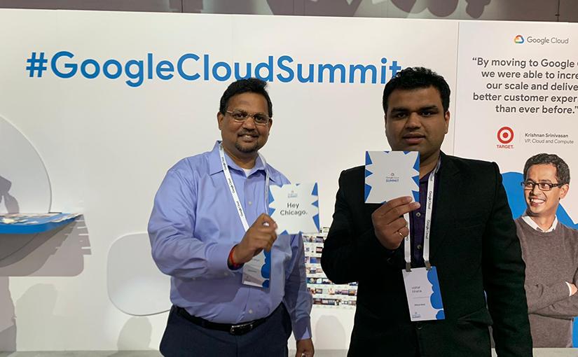 Thoughtwave Team in google summit
